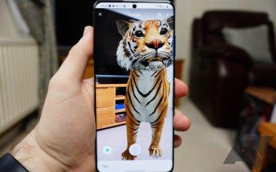 AR 3D-животные в поиске Google