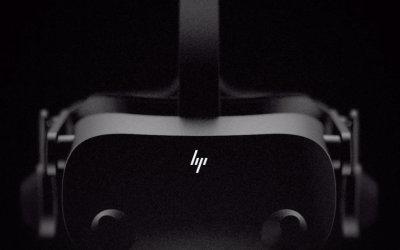 HP анонсировала новую VR-гарнитуру Reverb G2