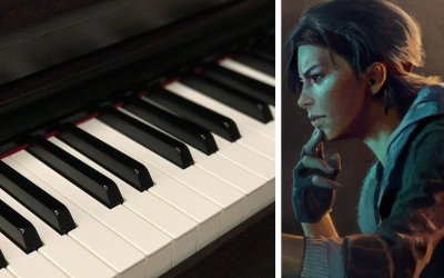 Linkin Park, Dr. Dre и John Lennon на пианино в Half-Life: Alyx