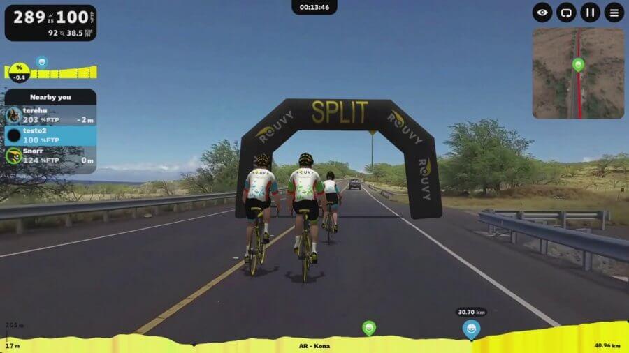 Знаменитая гонка Ironman прошла в виртуальной реальности
