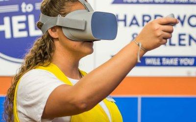 Компания Strivr привлекла 30 млн $ на развитие своей платформы для обучения сотрудников в VR