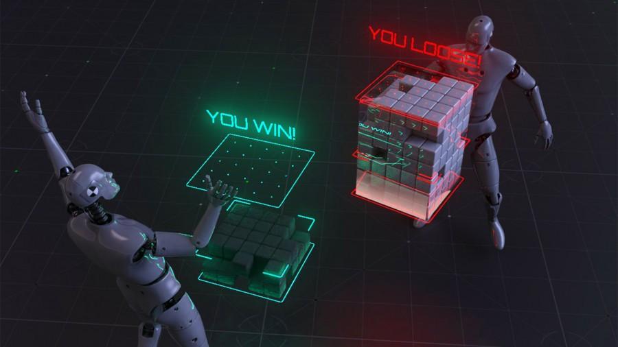 Battle Blocks - тетрис в виртуальной реальности для Oculus Quest