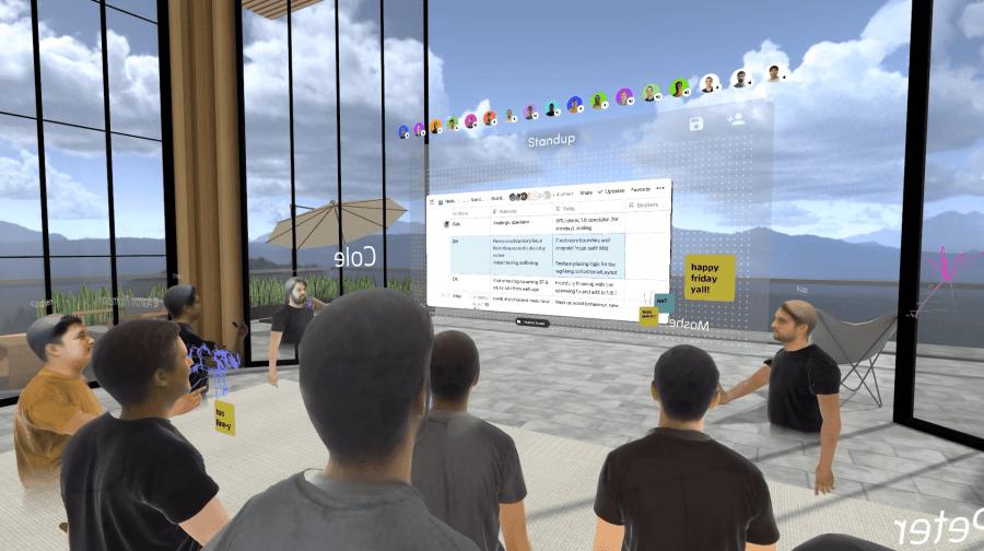 Spatial сделала бесплатной свою платформу и добавила новые устройства для социального взаимодействия в VR
