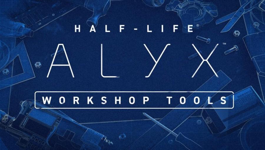 Valve запустила инструменты для редактирования и создания собственных уровней в Half-Life: Alyx