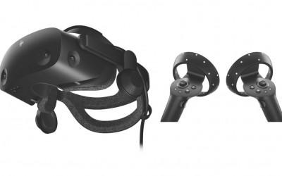 Утечка изображений новой VR-гарнитуры HP Reverb G2