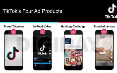 TikTok разрабатывает новые форматы рекламы с дополненной реальностью