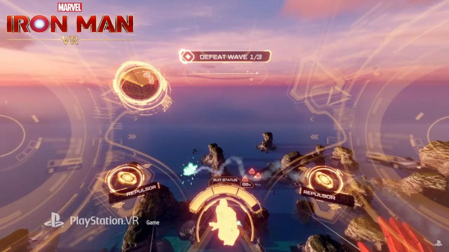 Запуск Iron Man VR объявлен на 3 июля
