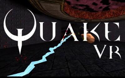 Фанатский мод Quake VR с шестью степенями свободы
