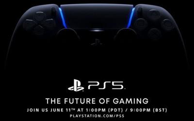 Мероприятие Sony PS5 пройдет 11 июня