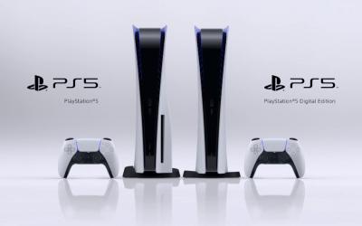 Sony представила PS5