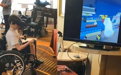 WalkinVR устраняет физические препятствия в VR-играх для людей с инвалидностью