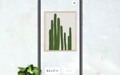 Популярный онлайн-магазин Etsy добавил AR-функции для поиска и покупки элементов декора
