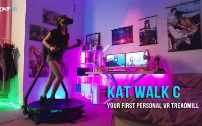 Устройство для передвижения в VR Kat Walk C собрала 1,2 млн $ на Kickstarter