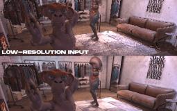 Facebook разработала метод 16-кратного улучшения картинки для VR-устройств