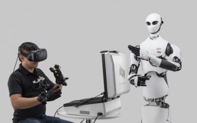 Японская сеть магазинов заменит продавцов на роботов, управляемых при помощи VR
