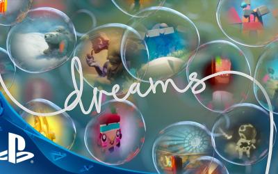 Проект Dreams по простому созданию игр для Playstation добавляет VR-режим