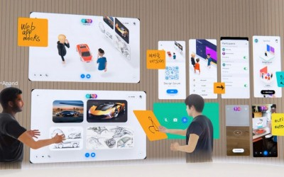 Социальная платформа Spatial стала доступна для Oculus Quest