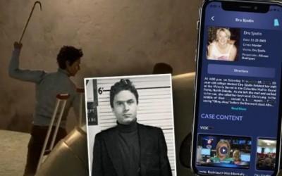 AR-приложение Crime Door позволяет исследовать места самых известных убийств современности