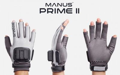 Manus снижает стоимость на свои VR-перчатки c 11 степенями свободы