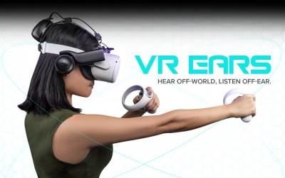Продажи наушников VR Ear откладываются до 2021 года, но добавлена поддержка Oculus Quest 2