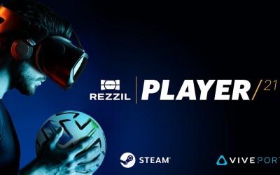Rezzil представляет потребительскую версию футбольной тренировочной VR-платформы