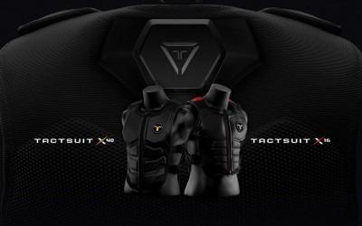 bHaptics запускает в продажу две модели тактильных костюмов TactSuit
