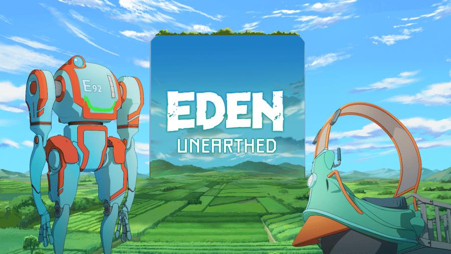 Eden Unearthed - бесплатная VR-игра от Netflix
