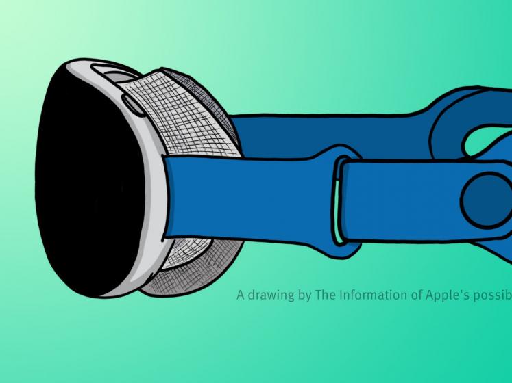 Все, что известно о VR/AR-устройстве от Apple