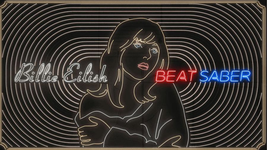 Очередной музыкальный пакет Beat Saber от Билли Айлиш