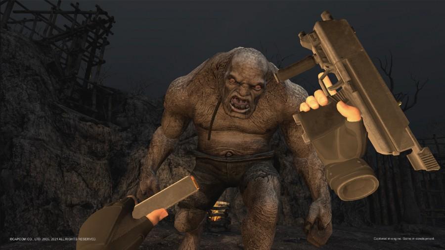 Resident Evil 4 для Oculus Quest 2 выйдет 21 октября
