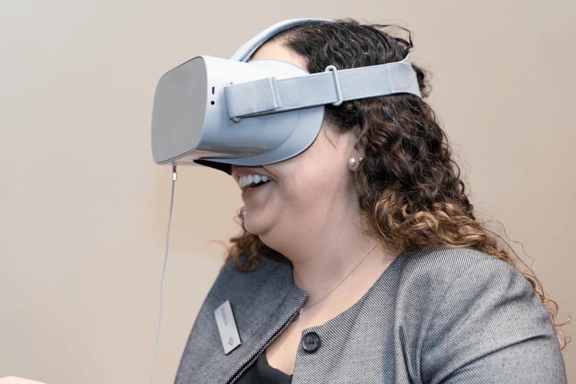 Bank of America будет обучать сотрудников при помощи VR