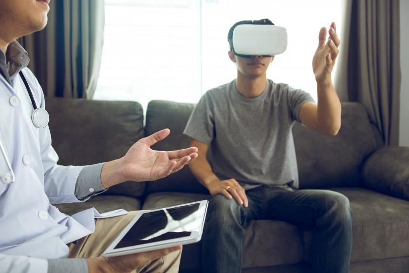 VR-технологии шагают в вузы