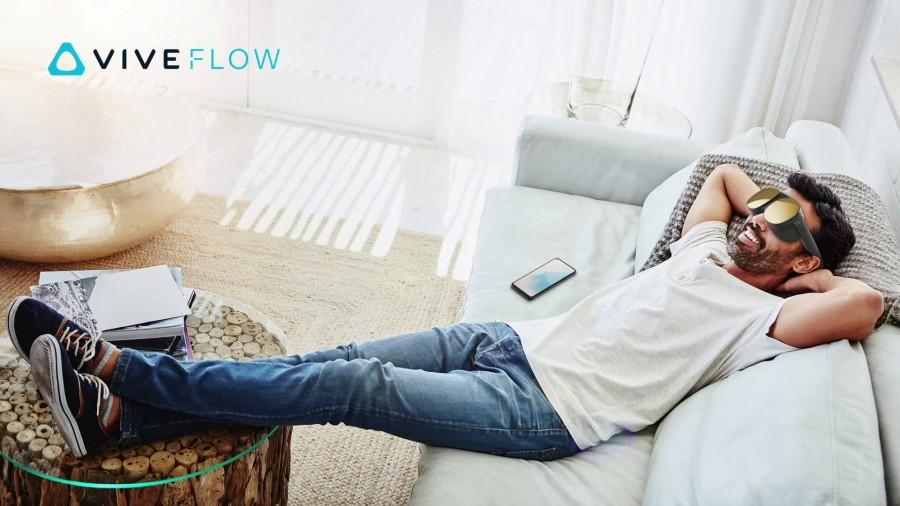 HTC Vive Flow: первый взгляд и технические характеристики