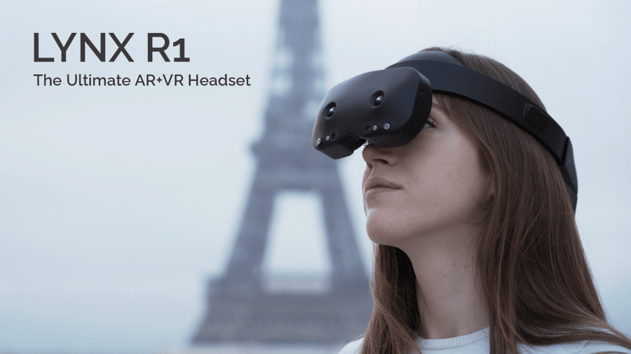 Lynx запускает кампанию на Kickstarter для создания AR/VR-гарнитуры Lynx R1 за 600$