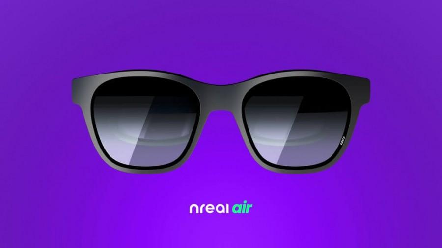 Nreal представила AR-очки Nreal Air