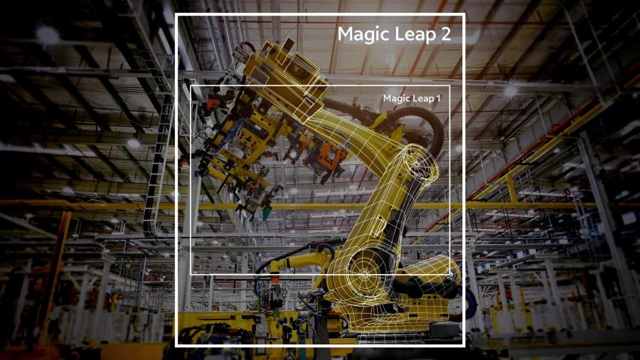 Magic Leap анонсировала гарнитуру Magic Leap 2, а также сообщила о привлечении 500 млн $