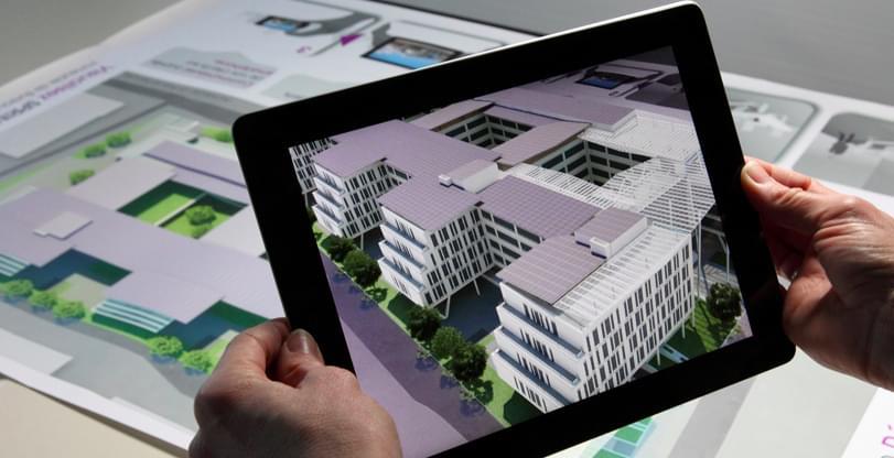Дополненная реальность в недвижимости и архитектуре