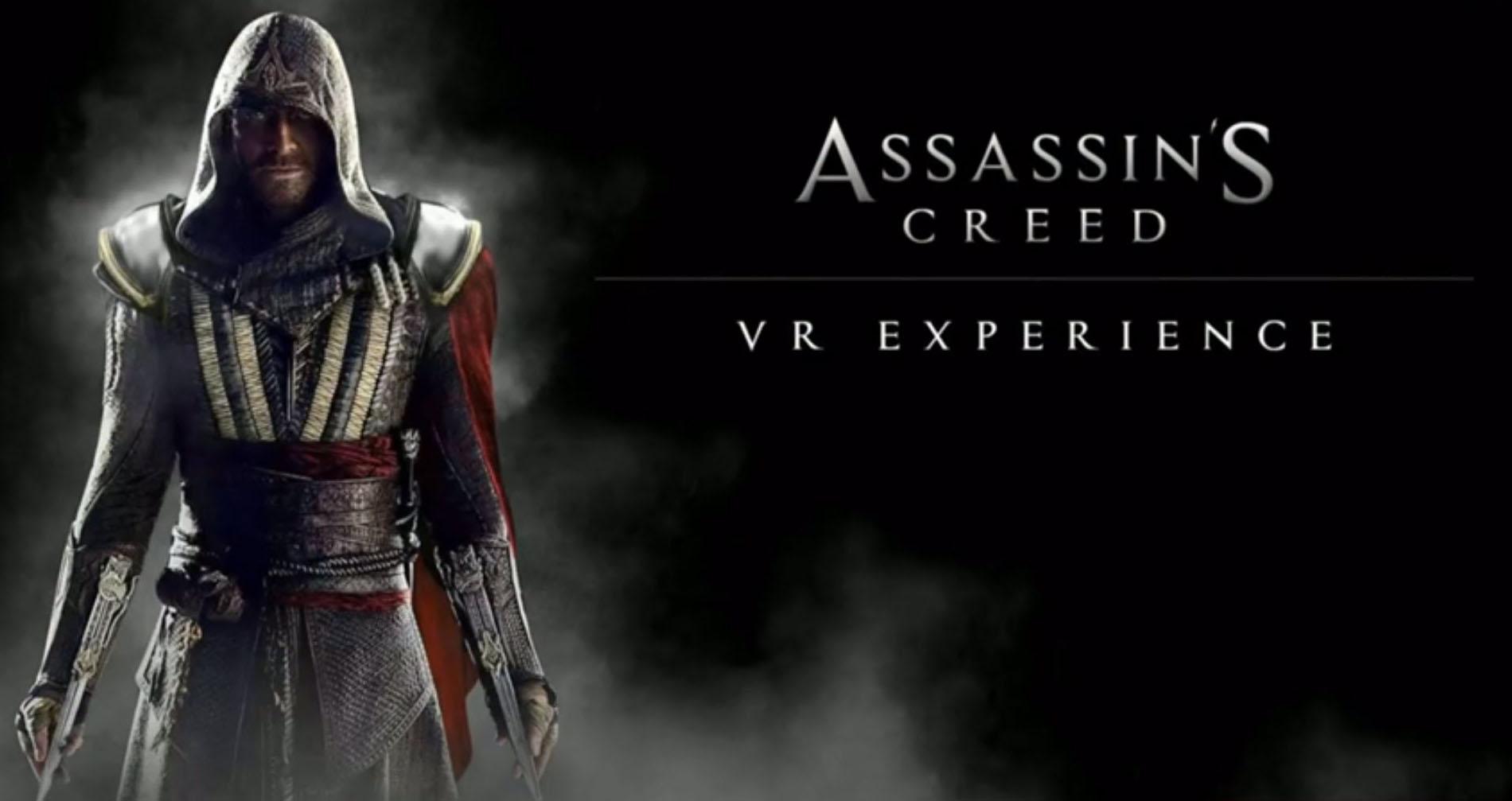 Появится ли VR-версия для Assassin's Creed?