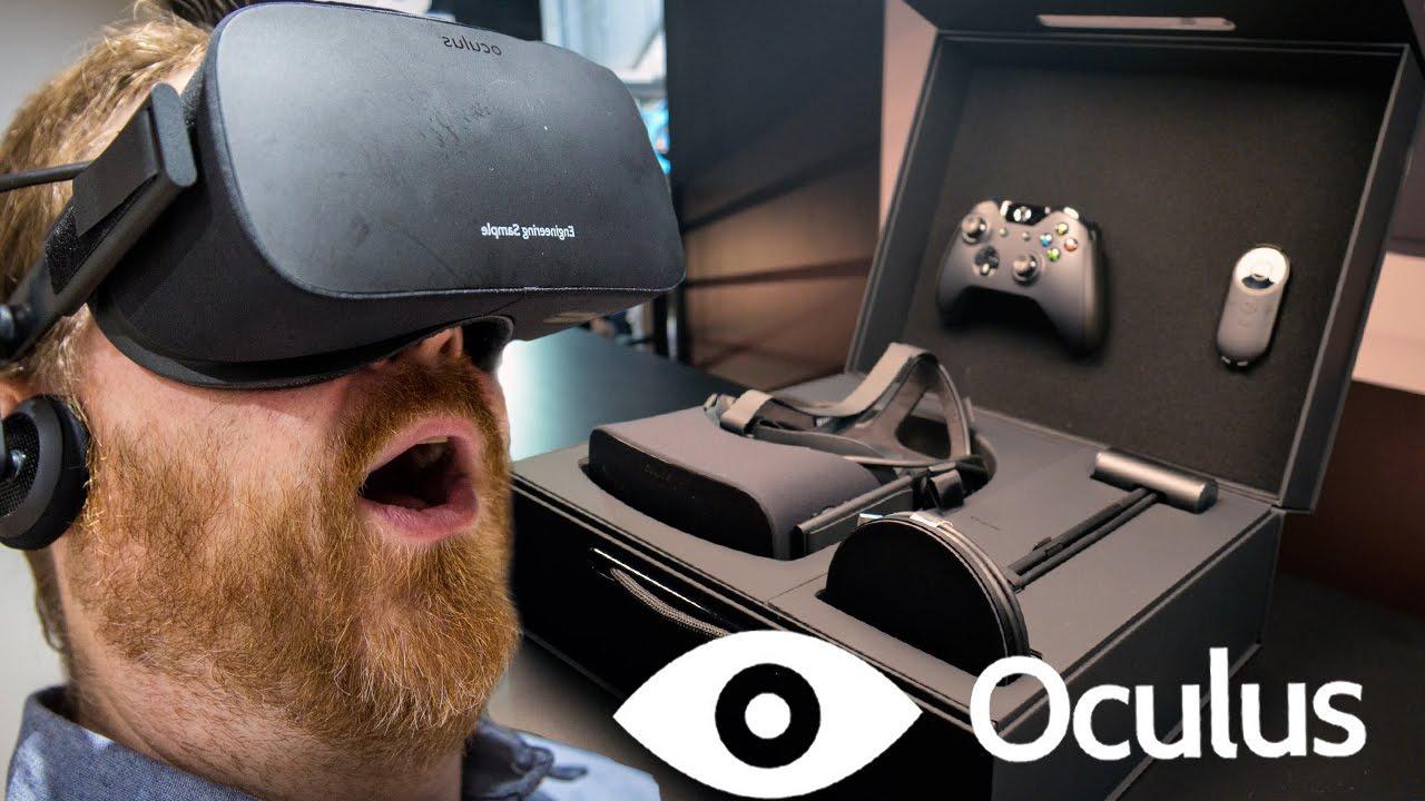Снижена стоимость VR-комплекта Oculus Rift на 200 долларов
