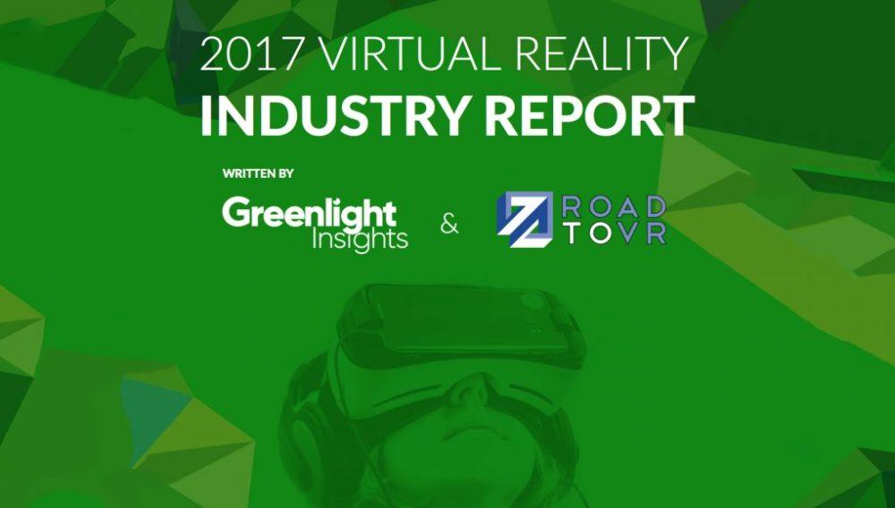 Перспективы развития VR сферы от GREENLIGHT INSIGHTS
