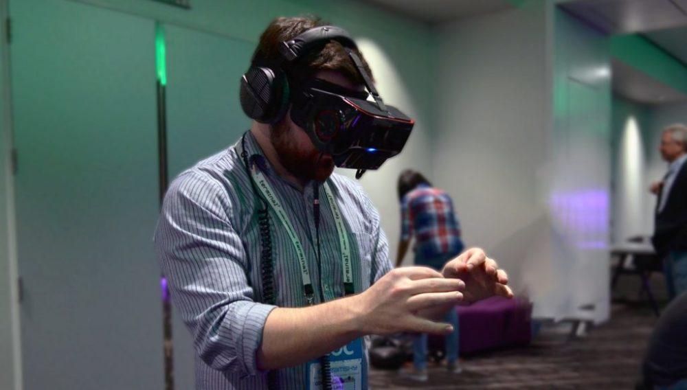Очки VRDK от компании Qualcomm совершит прорыв в мире VR