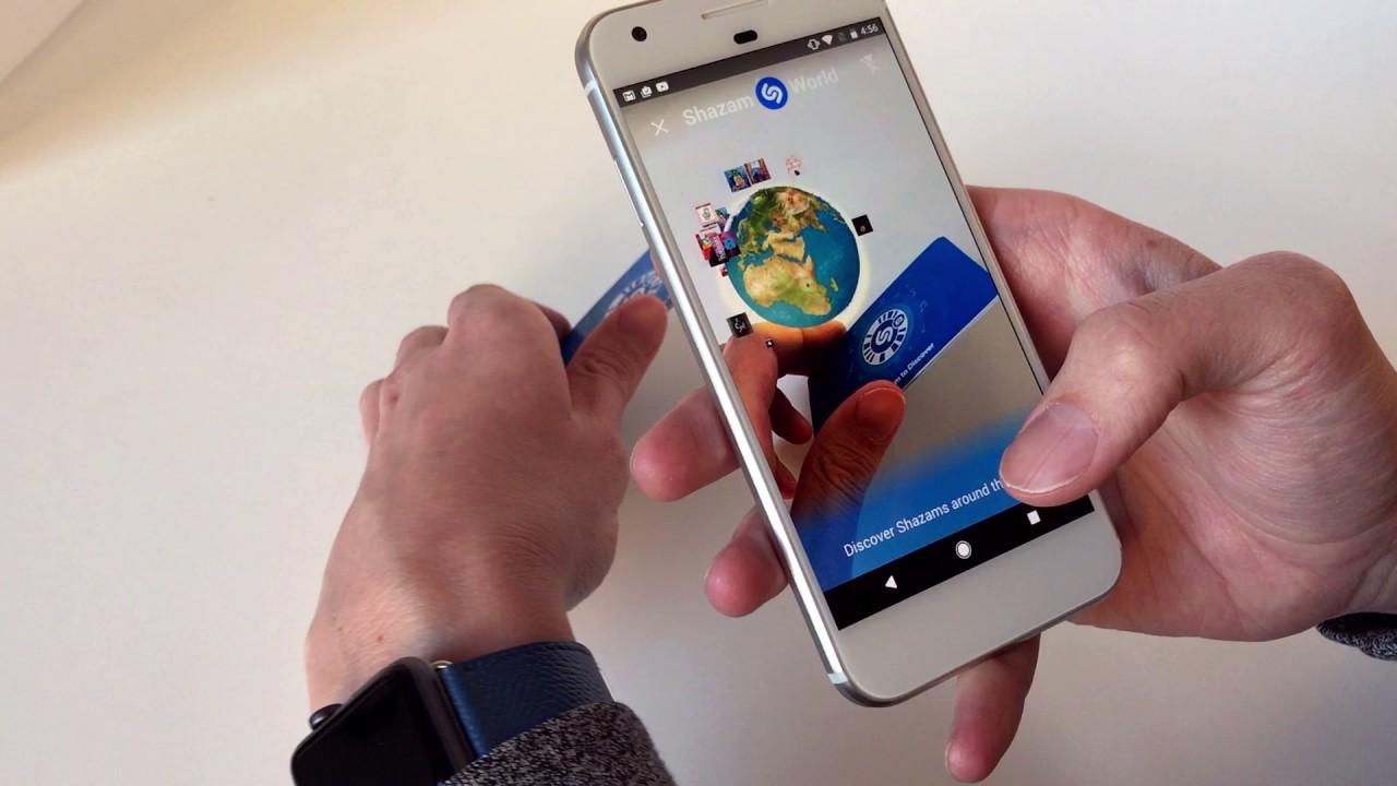 У разработчиков Shazam теперь своя AR платформа