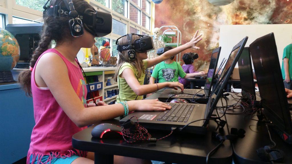 Системы виртуальной реальность в образовании