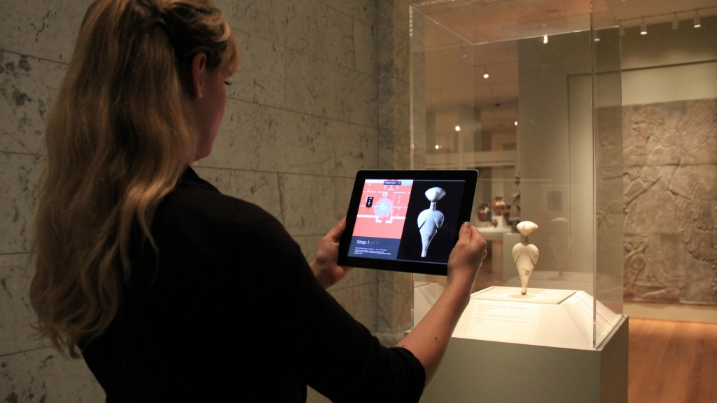 Дополненная реальность в музеях
