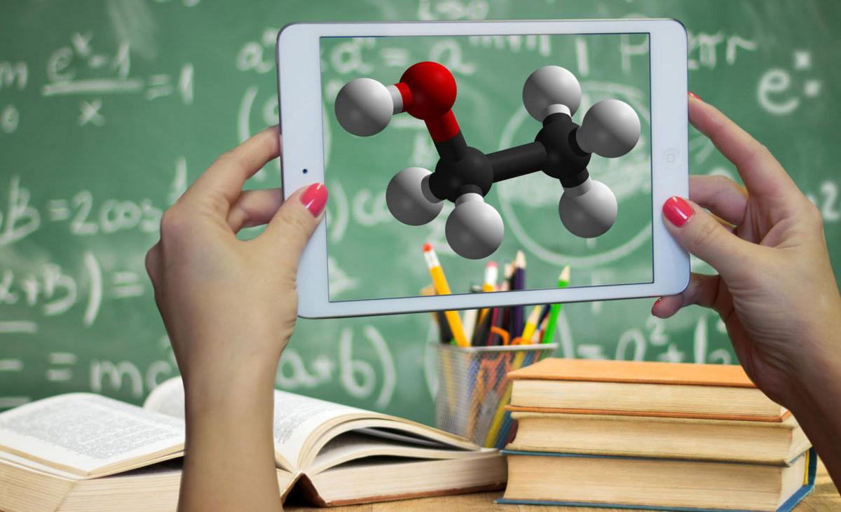 Дополненная реальность в образовании