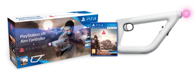 Выход контроллера Aim для PlayStation VR намечен на май текущего года