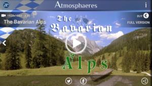 Релаксация в виртуальной реальности теперь доступна и на Android в приложении Atmosphaeres