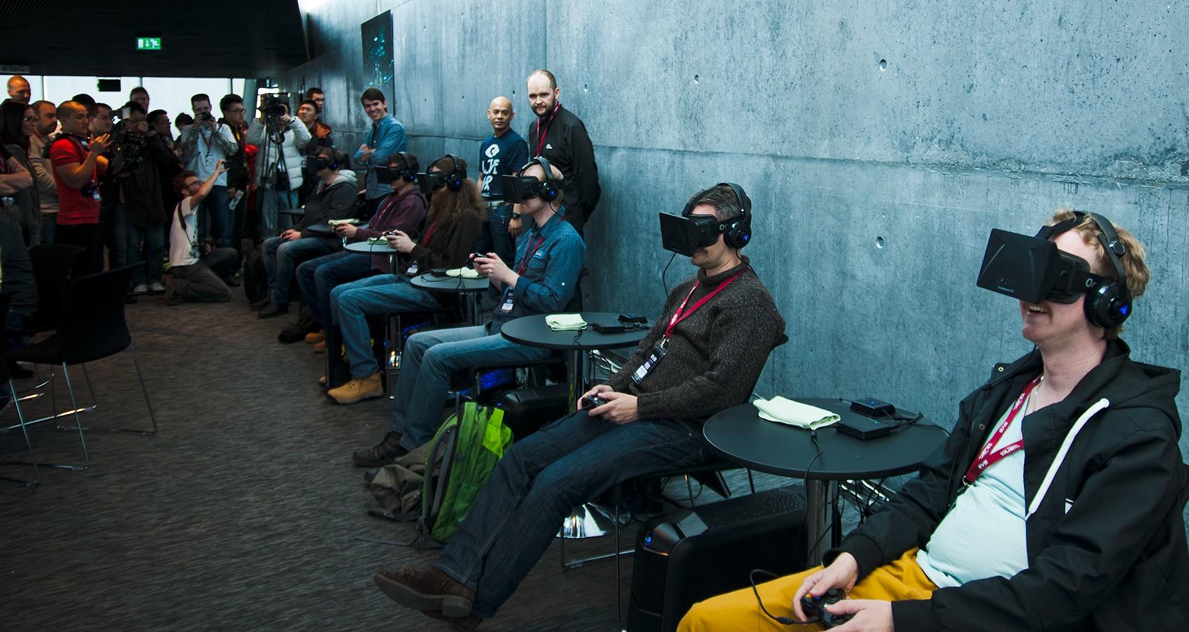 Системы виртуальной реальности