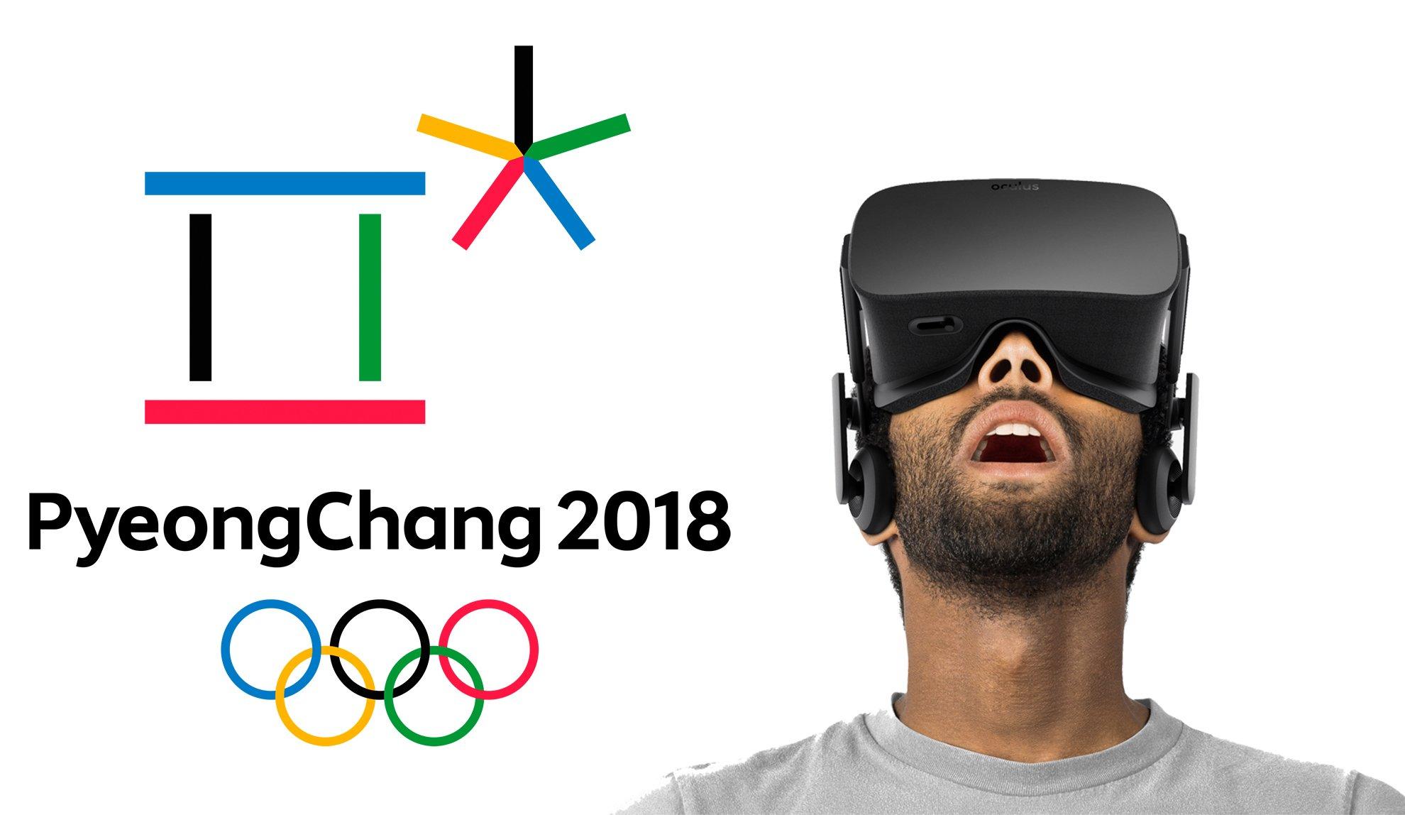 Samsung проведет стрим Олимпийских игр в 2018 году, используя VR-технологии