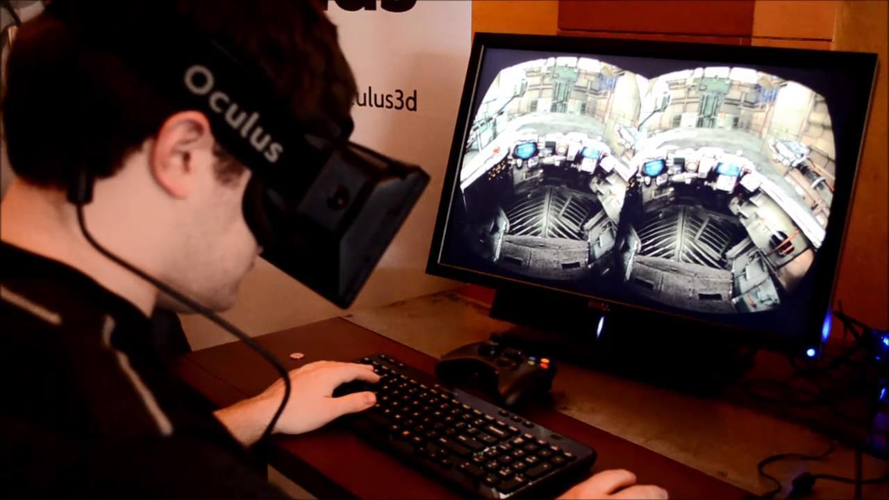 Как запустить игру в Oculus rift